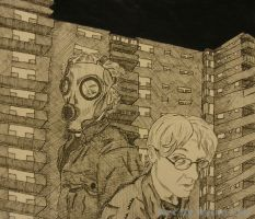 Who Is That Masked Man? by dylan-erb