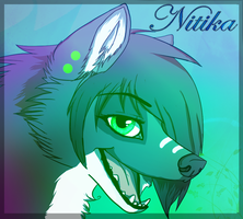 A NITIKA ICON by xShadowBloodx