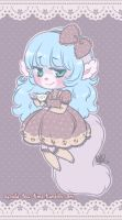 chibi :: a spot of tea~ by kinies