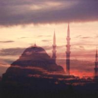 Mosque by rosteriks