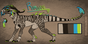 Rimivue V.3 by Stitchy-Face