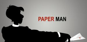Paperman by angelwingkitty