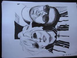 The Ting Tings by Linni89