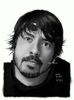 Dave Grohl by rj700