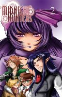 Midnight Hunters Cover 2 by kamapon