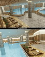 spa pool by 1-61803399