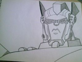 Optimus Animated by SALVAGEPRIME8686