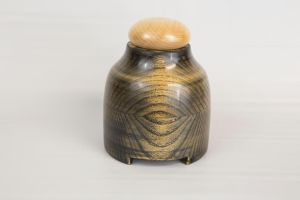 Lidded Container by TokiiWorks