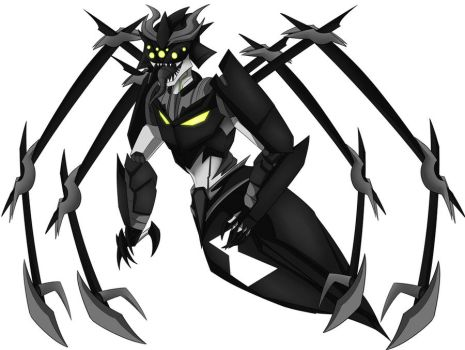 Raysharper (Spider Mode) by FlorTheWriter