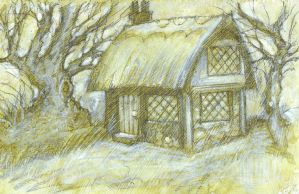 cottage by wagnerf