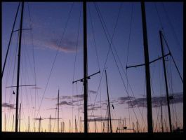 Masts by RestlessSands