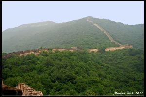 Great Wall by HobbyFotograf
