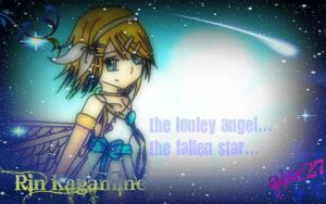 Rin The Angel by Xalsr27X