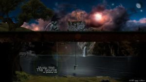 Mystic well: The Source by Wekyx