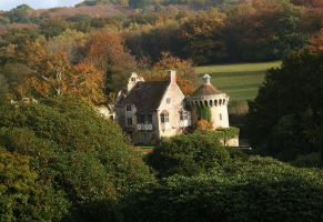 Scotney Castle 25 - Stock by OghamMoon