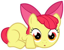 MLP Resource: Applebloom 02 by ZuTheSkunk