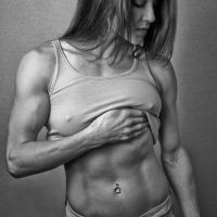 female muscle 12 by WDF91