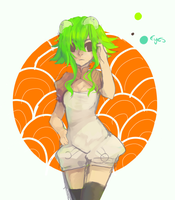 Gumi WIP by OlliverPie