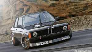 Fresh Black e21 by spittty