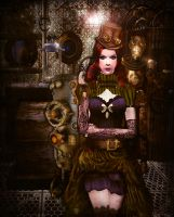 cywkis steampunk by cywkis