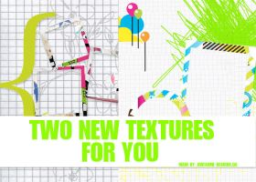 two new textures by awesome-designs