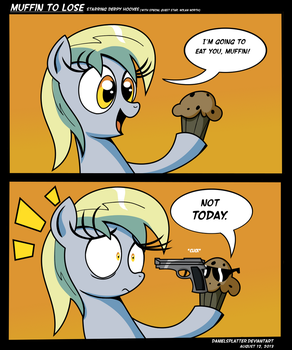 Muffin To Lose by Daniel-SG