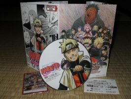 Naruto Road to Ninja Goods by Yunie333