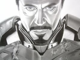 TONY STARK IRON-MAN FINAL by corysmithart