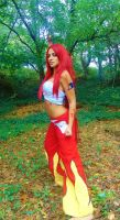 Erza Scarlet! by sosupereffective