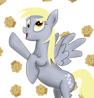 Its Raining Muffins!!! by halobanana99