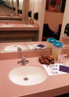 Brownies in a Bathroom? by SavingSLEOI
