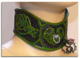Celtic Green by tupali