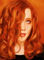 Ginger by Malla13