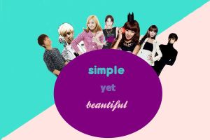 Simple Yet Beautiful (Edit) by Kpopified