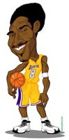 Kobe Bryant by kgreene