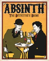 Absinth: Detective's choice by Paperflower86