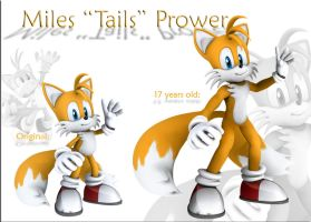 Older Tails by ADH-productions