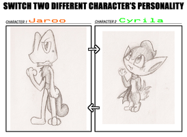 Personality Switch Meme by SkyJukebox