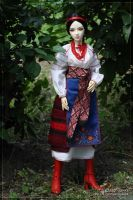 Ukrainian costumes - 02 by scargeear
