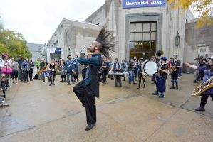 2014 Honk Festival, Chaotic Noise and Conductor 10 by Miss-Tbones
