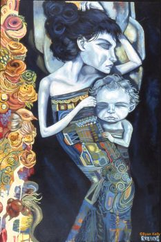 Mother and Child by funrama