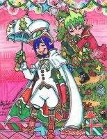 Christmas Cheer is in the air by GNGTNT105