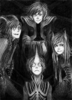 The Quartet by GaluSs