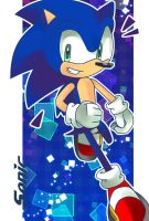 Postcard Set - Sonic by destinal