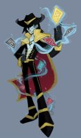Twisted Fate by inkinesss