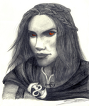 Serana by Black-Wolf-of-Hell