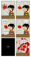 Harry Potter and teh fairee by silverbolt2012