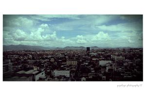Bandung - Hectic by popalogic