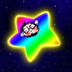 7 colored Starr by angelielle