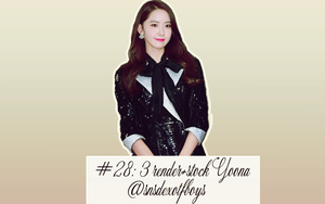 #28: 3 Pack Render Yoona by snsdexotfboys